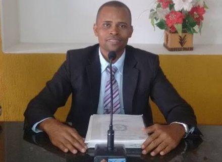 Resultado de imagem para vereador Edvaldo Oliveira, da cidade de Gongogi,
