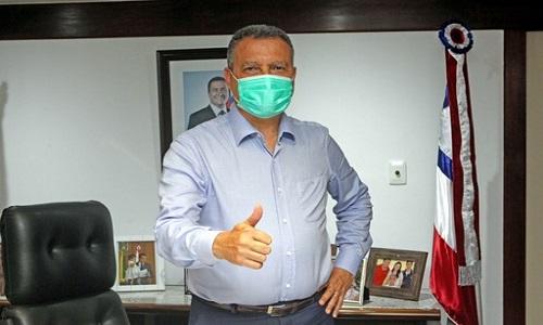 Rui sanciona projeto de lei que obriga população a usar máscara ...